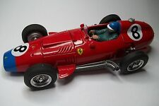 Probuild GTM 1/32 SLOT CAR RTR FERRARI 801 F1 C1957 GERMAN GP N8 AL BIANCOSPINO 2nd MB