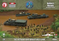 Flames of War Vietnam BNIB Kelley's Heroes (Brown Water Navy Army Deal)