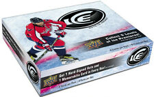 2015/16 Upper Deck Ice Hockey Hobby Box + BONUS UPPER DECK HOCKEY PACK