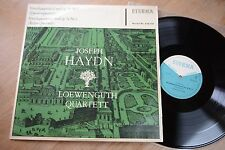 ETERNA 820478 LOEWENGUTH QUARTETT Haydn string quartets 76 & 74