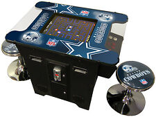 NEW COMMERCIAL GRADE VIDEO ARCADE COCKTAIL TABLE CUSTOMIZED Multigame 80's games