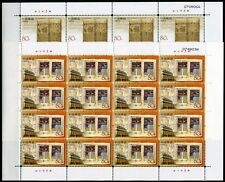 La Cina PRC 2003-19 Art of books Ungheria Hungary issue 3480-81 set arco ** MNH