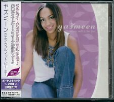 Yasmeen When Will It Be Me Japan CD w/obi exclusive japanese release UICC-9007