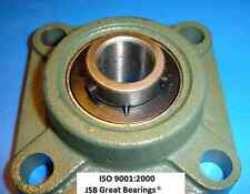 "1-1/4"" UCF206-20 Quality square flanged UCF 206-20 Pillow block bearing"
