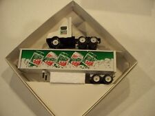 MOUNTAIN DEW TRACTOR TRAILER DIECAST WINROSS TRUCK
