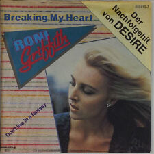"""7"""" Single - Roni Griffith - Breaking My Heart - s403 - washed & cleaned"""