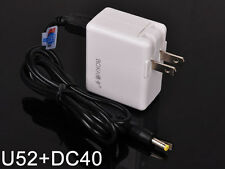 AC Power Adapter Travel Charger Cord Lead for Sony eBOOK Reader PRS-600 PRS600