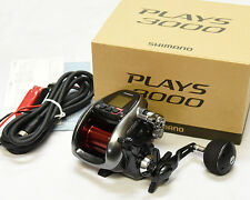 2016 NEW Shimano PLAYS 3000 Big GAME Electric Reel From Japan