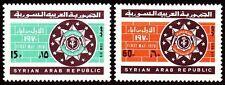 Syrien Syria 1970 ** Mi.1107/08 Tag der Arbeit Labour Day