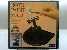AMATI ROTO PAINT SYSTEM SUPPORTO PER MONTAGGIO E PITTURA MODELLI   ART  7391