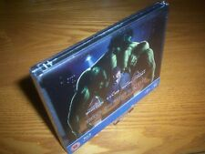 THE INCREDIBLE HULK blu-ray steelbook rare PROGRAMMATION ORIENTÉE OBJET GB