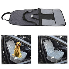 Itian Waterproof Pet Bucket Seat Cover Dog Car Front Seat Cover Single Seat Cove