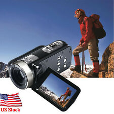 Full HD 1080P 24MP Digital Video Camera Camcorder DV HDMI 3'' TFT LCD 16X ZOOM