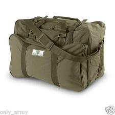 Italian Army Holdall Bag Large Kit Sack Olive Lightweight Olive Hold All Genuine