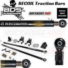 BDS SUSPENSION RECOIL TRACTION BARS FOR 99-16 FORD F250 / F350 Short Box