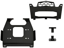 RZR 900S 900 S 900XC Polaris Winch MOUNTING MOUNT Plate NEW #WM-P-RZR900S