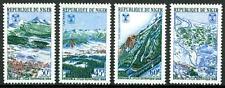 NIGER - 1967 - 10° Giochi olimpici invernali a Grenoble