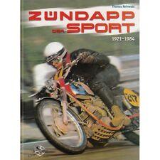 ZÜNDAPP der Sport 1921-1984 Reinwald Motorrad Geländesport Motorsport Buch NEU