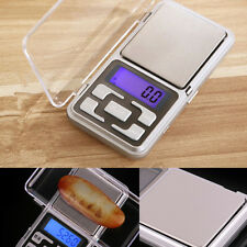 DG/UK 200g x 0.01g Digital Scale Tool Jewelry Gold Herb Balance Weight Gram LCD