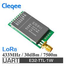 E32-TTL-1W LoRa Spreading SX1276 SX1278 433MHz 7.5Km Wireless Transceiver Module