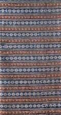 Cotton Saree blouse kalamkari block print fabric - 100 cms