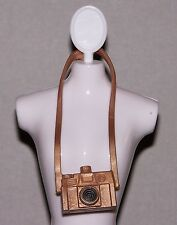 Barbie Doll Accessory - Fashionista Life in the Dreamhouse Faux Camera Necklace