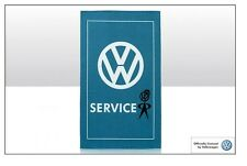 VW Service Mr Bubblehead Tea Towel - VW Licensed Product