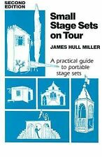 SMALL STAGE SETS ON TOUR - NEW PAPERBACK BOOK