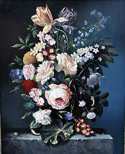 Ölgemälde Blumen - Stillleben Wien
