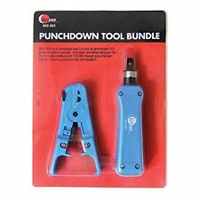 Eclipse 902-353 110 Punch Down Tool Bundle