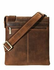 Visconti 16111 Messenger Shoulder Crossbody Bag Handbag for iPad Kindle Oiled...