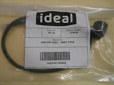 2 x IDEAL BOILER SPARES IGNITION LEAD - IMAX XTRA 174424 POST AND VAT INCLUDED