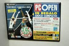 VOLLEY LIVE 2004 GIOCO USATO BUONO STATO PC DVD VERSIONE ITALIANA GD1 47535