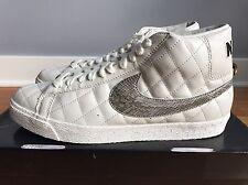 Nike SB Supreme Blazer White Sail/Brown Size 10.5 New
