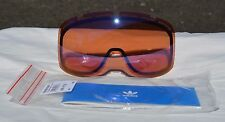 2014 NWT ADIDAS AH80 CATCHLINE SNOW GOGGLES ACTIVE SILVER REPLACEMENT LENS $50