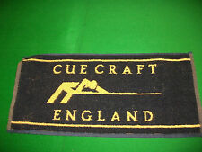 Cue Craft  Snooker/Pool Cue Towel
