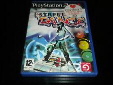 Baile Callejero - PS2 - PlayStation 2 - juego - PAL Región - 12+