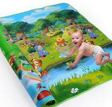 Baby Kids Bear Safty Foam Play Mat Carpet Playmats Blanket Rug 200*180*0.5 cm