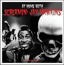 SCREAMIN' JAY HAWKINS - AT HOME WITH 180GRAMM VINYL  VINYL LP NEU