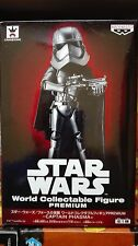 STAR WARS WCF PREMIUM CAPTAIN PHASMA FIGURA WORLD COLLECTABLE FIGURE NEW NUEVA