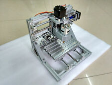 DIY 3 Axis Mini CNC Router Engraver Acrylic PVC Milling Wood Carving Machine