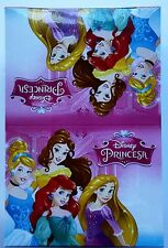 NEW Disney Princesses Chocolate Egg Toy Surprise 6 Count Free Shipping