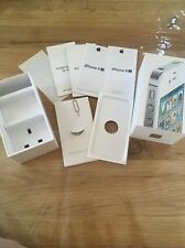 iPhone 4S White Empty Box