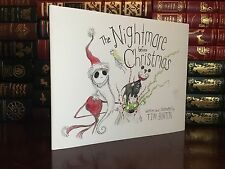 The Nightmare Before Christmas by Tim Burton New 20th Anniversary Gift Edition