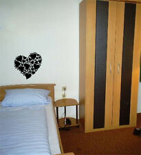 Heart of Hearts Love Bedroom Living Room Dining Decal Wall Art Sticker Picture