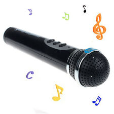 New Girls Boys Microphone Mic Karaoke Singing Kid Funny Gift Music Joyful Toy