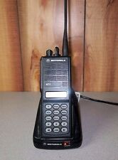 Motorola MTX8000 Radio Model 3 Full Keypad H01UCH6DB7AN Free Programming