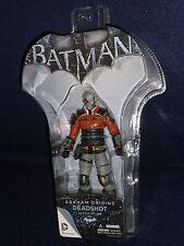 DC Collectibles Batman: Arkham Origins Series 2 DEADSHOT Action Figure Direct