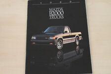 153122) Mazda B 2000 - Kanada - Prospekt 1986