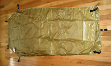 MMI Tactical Raider Tent Ground Sheet, Foot Print, Coyote Brown, Military